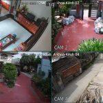 Lắp đặt bộ 4 Camera Dahua 2.0 tại nhà anh Khoa, Hải Dương