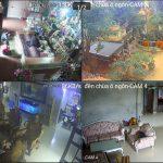 Lắp trọn bộ 6 Camera Dahua 1.0 Điện – Phủ Ông Ngôn, Miếu Môn, Hòa Bình