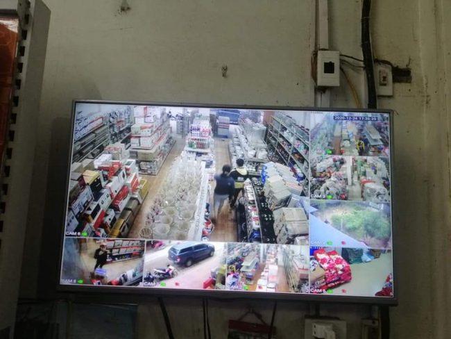 lắp đặt camera cửa hàng tại hà đông