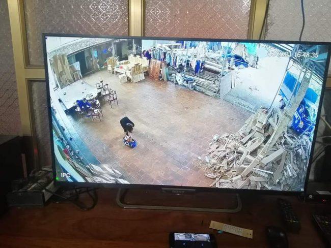 lắp đặt camera tại xưởng tại hà đông
