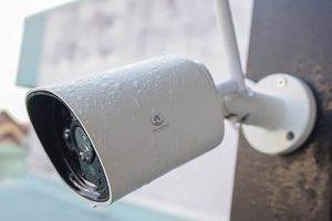 Cách chống nước mưa xâm nhập vào đầu nối camera quan sát của bạn