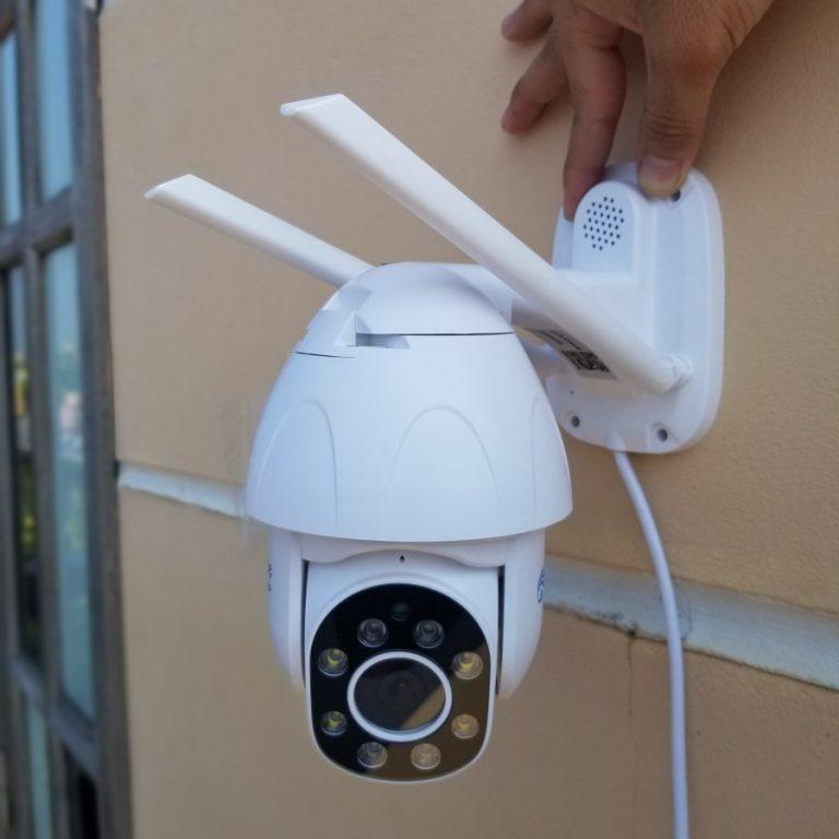 Camera Yoosee PTZ 2.0