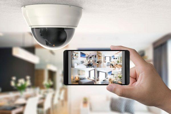 Lắp đặt camera dome tại nhà