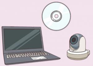 kết nối máy tính