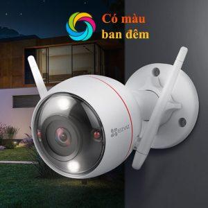 Camera Wifi C3W 2M 1080P Có màu ban đêm