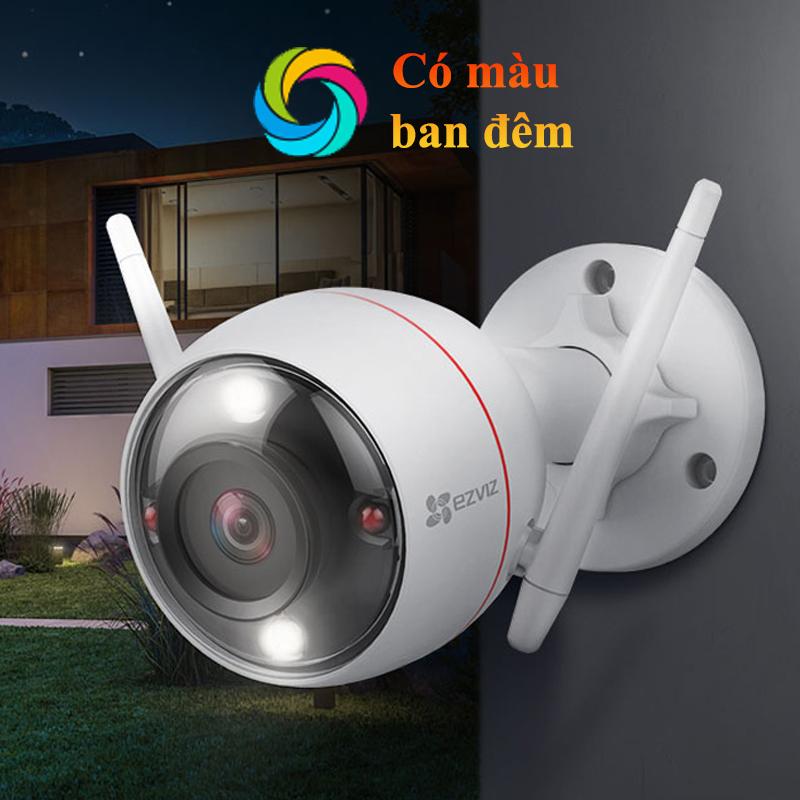 Camera IP Wifi Ezviz C3W CS-CV310 1080P (Có màu ban đêm)