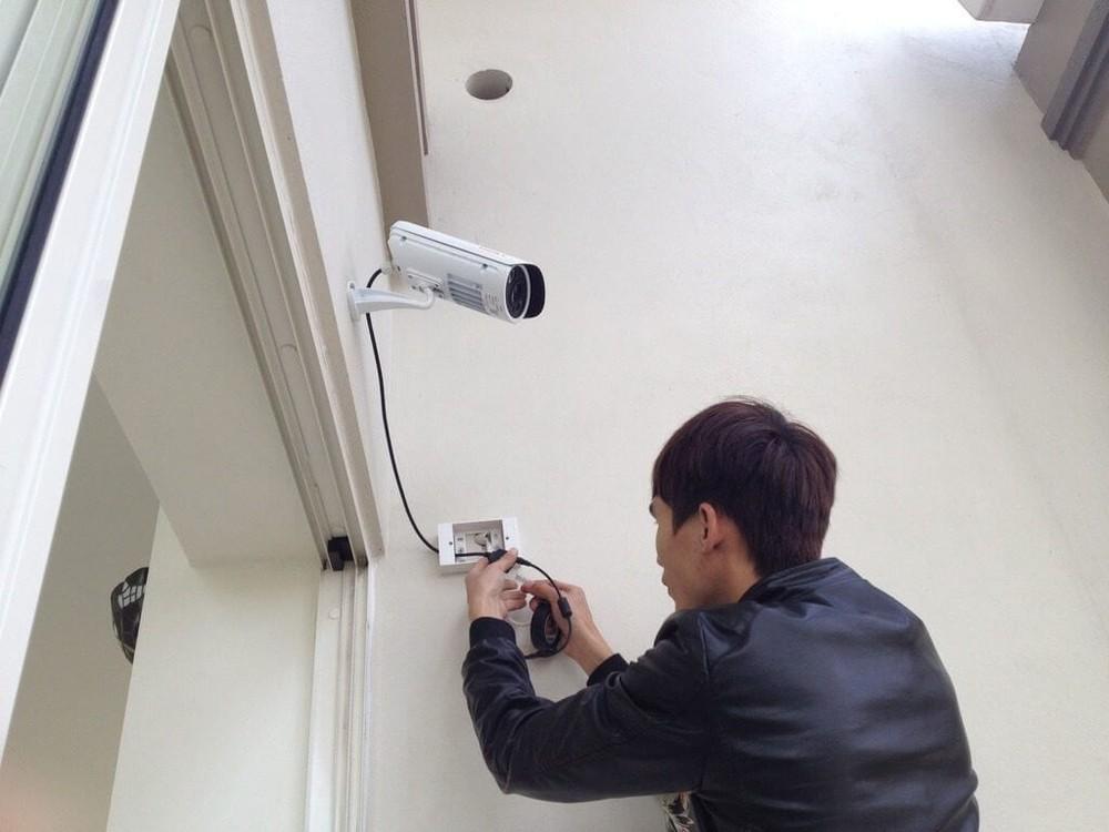sử dụng camera giám sát