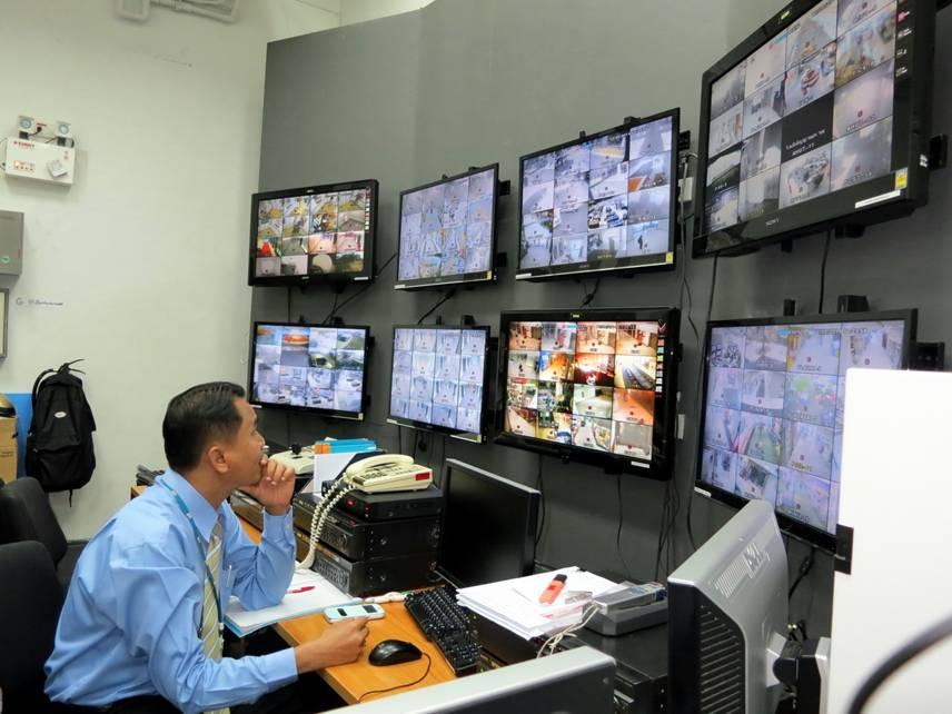 Lắp camera chống trộm