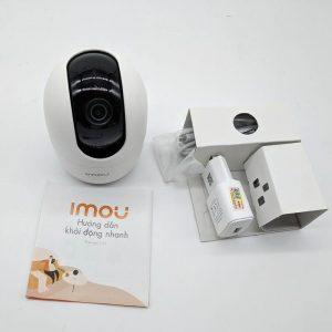 Camera Wifi IMOU A22EF 2.0MP-1080P Xoay 360 Có Hú Còi Báo Động