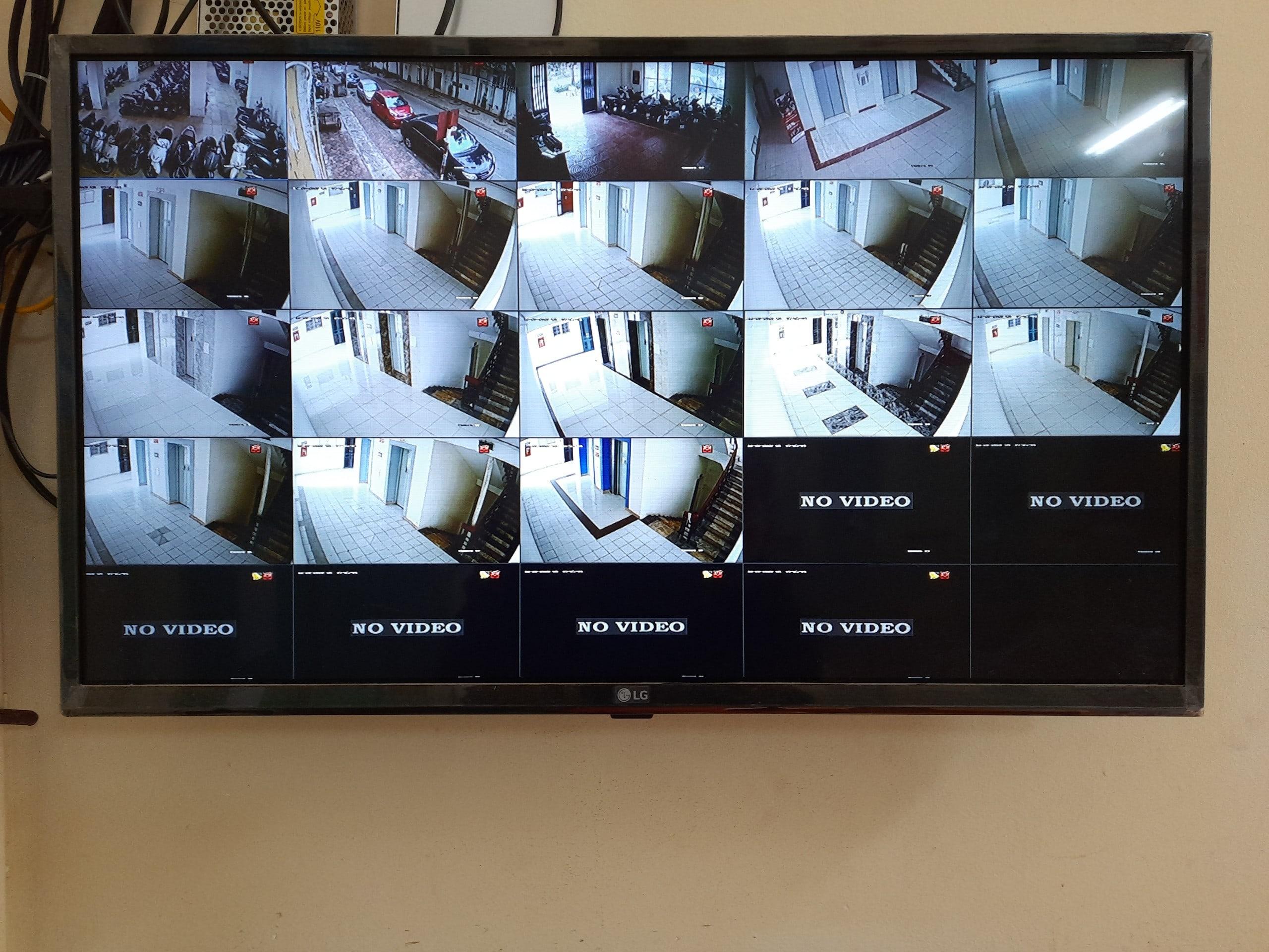 Lắp trọn bộ 14 camera Hikvision 2.0-1080P-Chung Cư CT5-DDN4-Mỹ Đình 2-Từ Liêm-Hà Nội