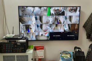 Lắp trọn bộ 14 camera Hikvision 2.0-1080P-tại trường mầm non 147 Nguyễn Thái Học-Ba Đình-HN