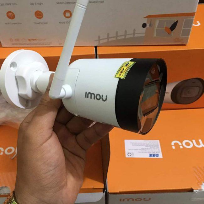 camera quan sát 360 độ Wifi Dahua IPC-G22P-imou 1080p