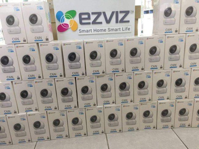 Camera quan sát EZVIZ chính hãng