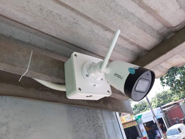 CAMERA WIFI DAHUA IMOU IPC – G42P – 4.0MP