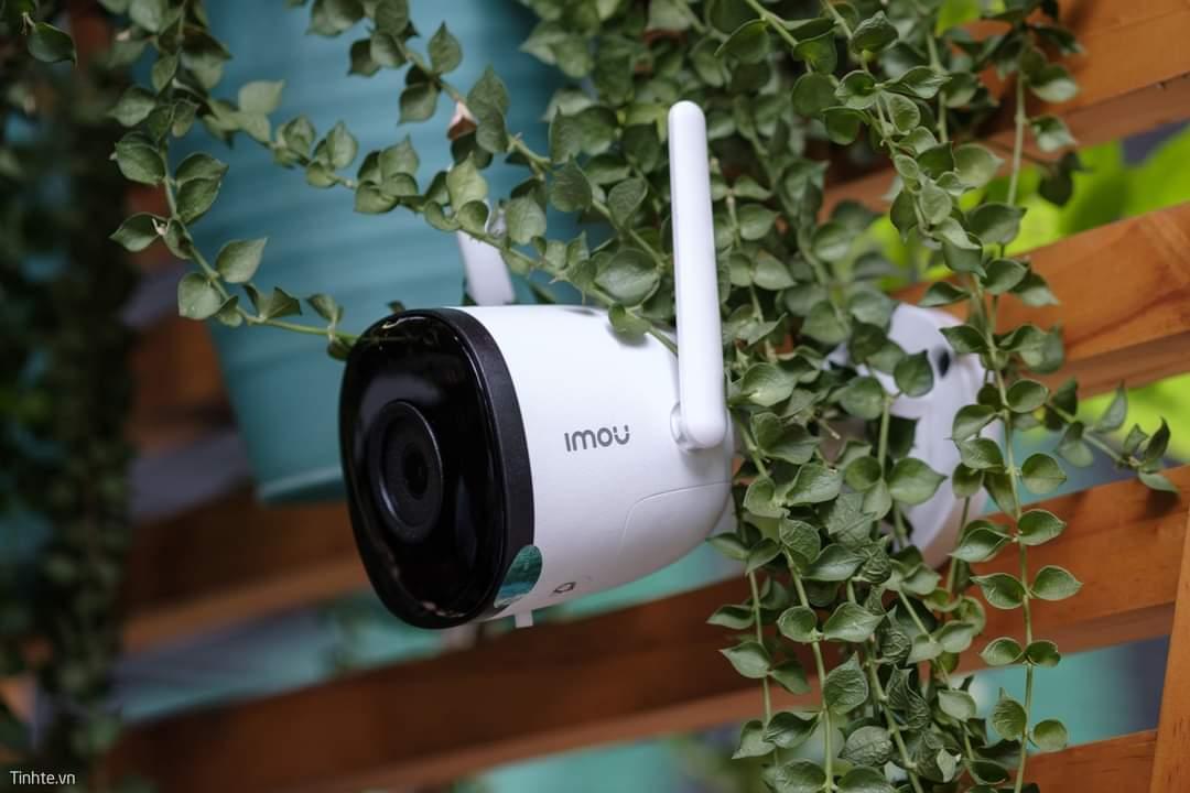 Camera IP wifi Imou F22P 2M 1080P- Ngoài trời