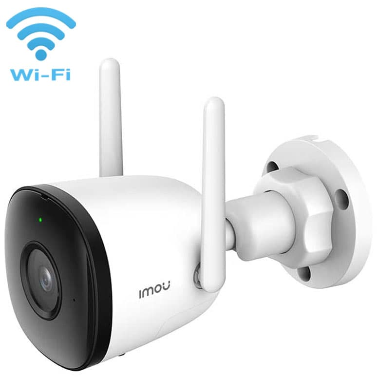 lắp đặt camera Camera IP wifi Imou F22P 2M 1080P- Ngoài trời