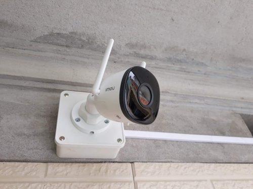 lắp camera wifi tại nhà