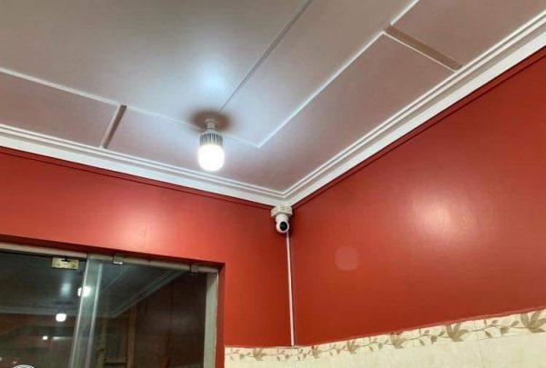 camera lắp trong nhà