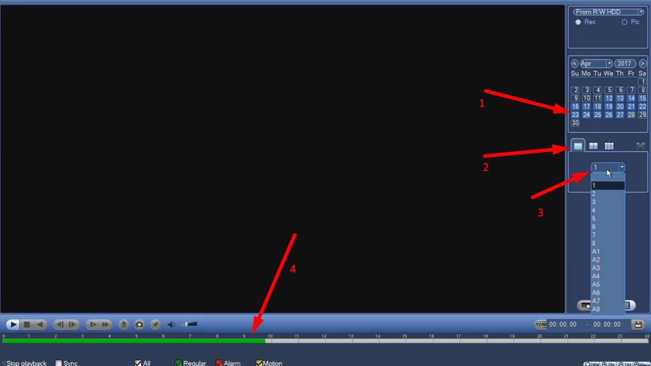 cách xem lại qua màn hình máy tính, Tivi