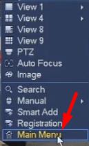 cách xem lại Camera qua màn hình máy tính, Tivi